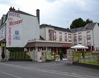 Restaurant Le Saint Hubert Cour Cheverny