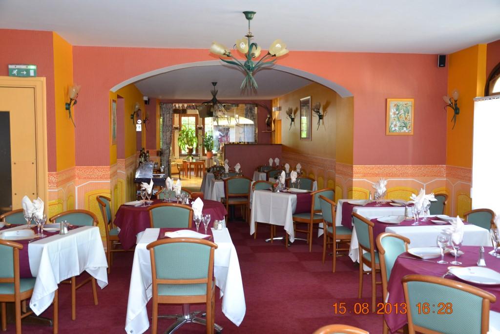Le restaurant for Resto lasalle